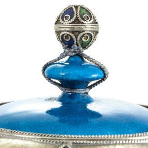 Aladdin Limoges Porcelain Teapot Lid