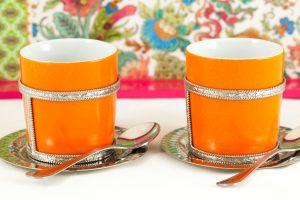 Limoges Demitasse Cups