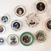 Group Decorative Plates