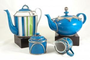 Collage Home Tea Set