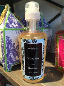 Seda France Sel de Mer Hand Soap