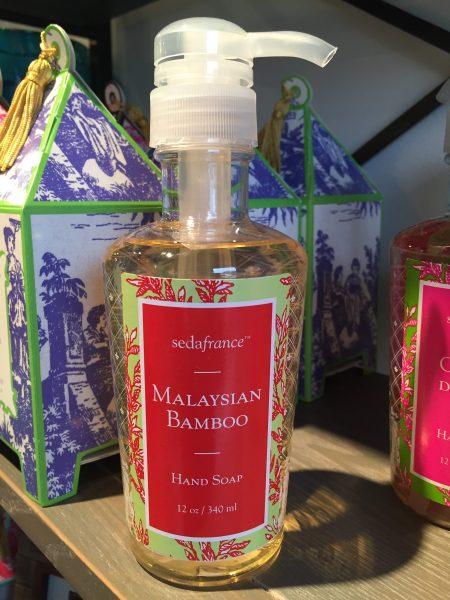 Seda France Malaysian Bamboo Hand Soap
