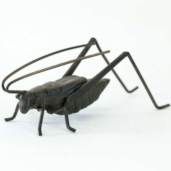 Decorative Steel Cricket