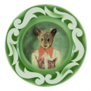 Joey Bear Plate