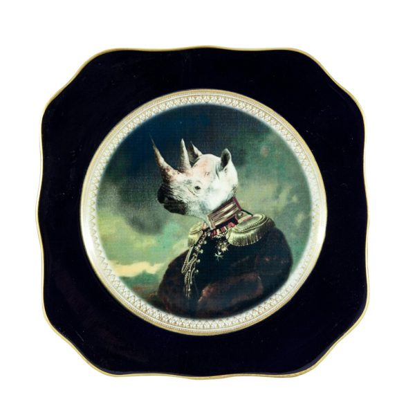 Lord Voluntus Rhino Plate
