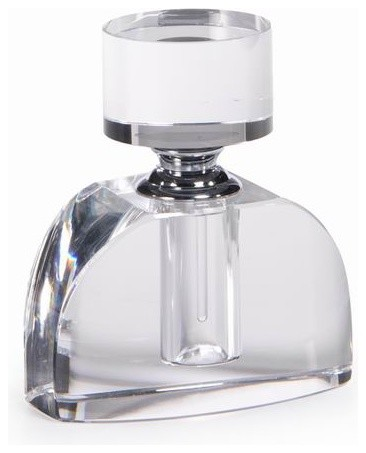 Modern Morocco Collection Glass Perfume Bottle