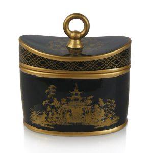 Jardins du Seda France Monarch Quince Ceramic Candle