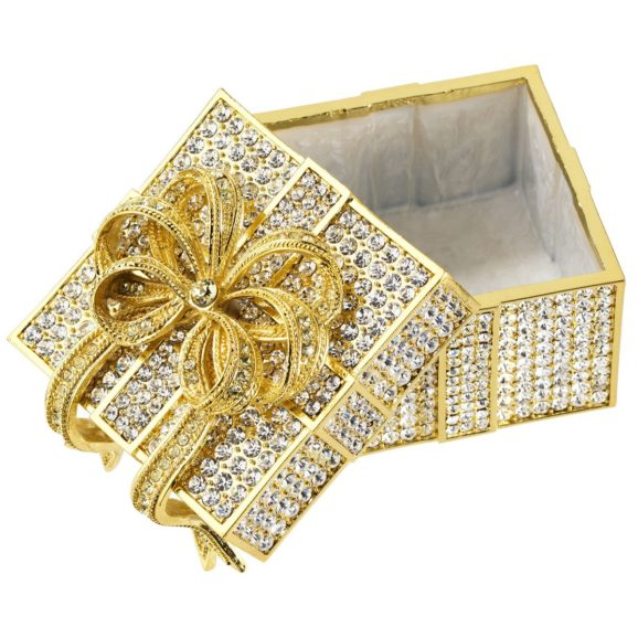 Olivia Riegel Crystal Pavé Box