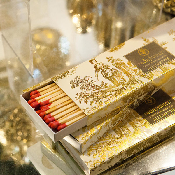 Golden Toile Matches