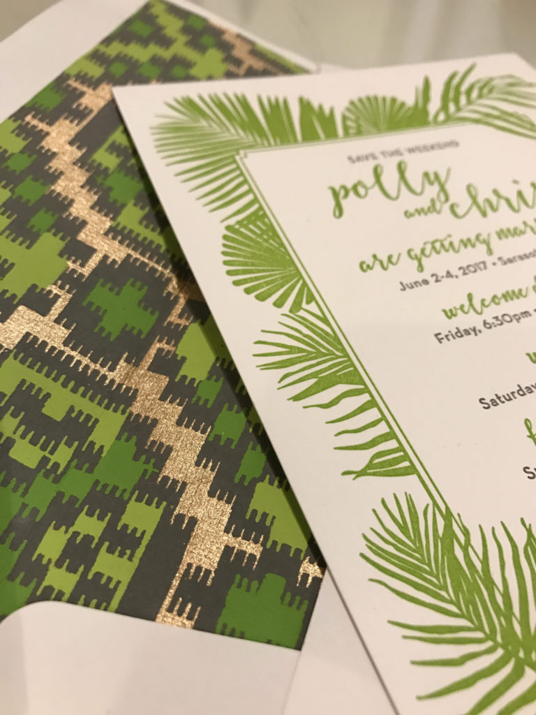 Custom Stationery and Invitations