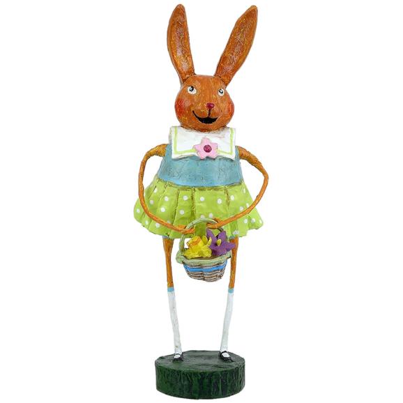 Babbette Bunny by Lori Mitchell