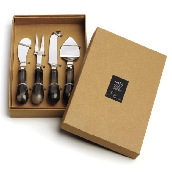 Big Horn Cheese Set