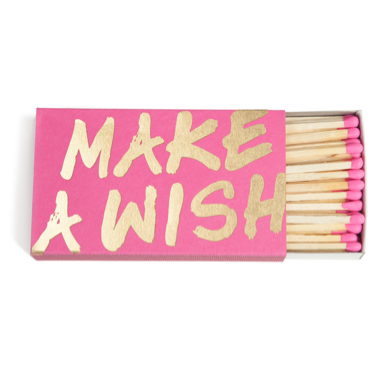 Make a Wish Matches