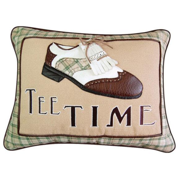 Tee Time Pillow