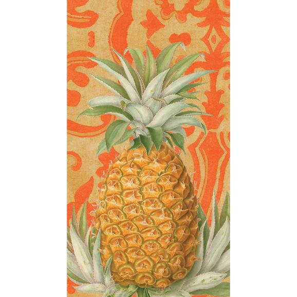 Casper Royal Pineapple Guest Towel