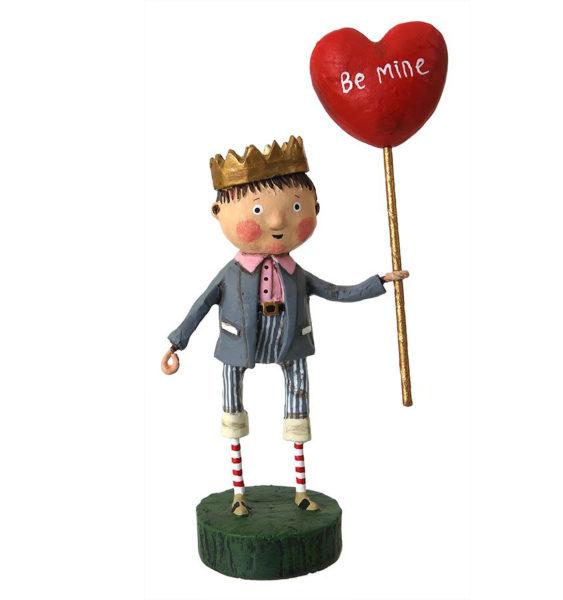 Prince Valentine Figurine