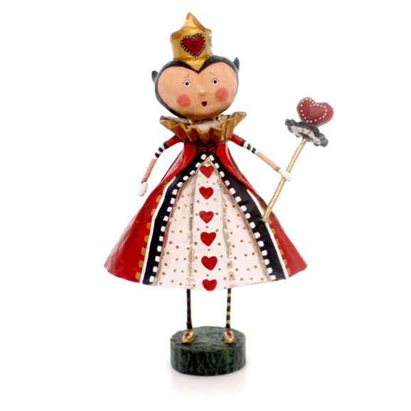 Queen of Hearts Figurine